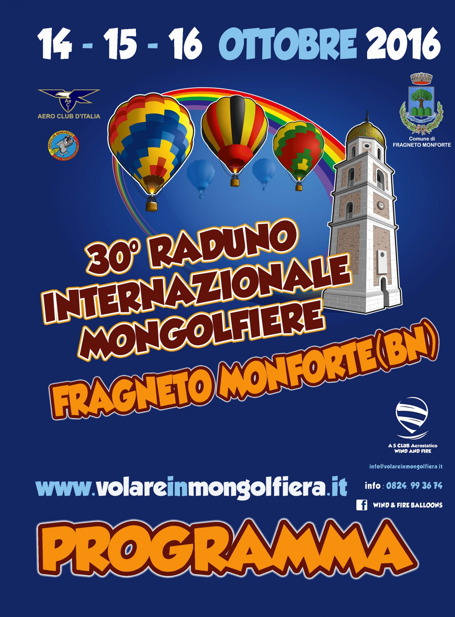 Raduno Mongolfiere 2016
